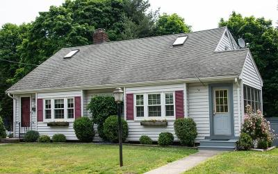 Wakefield Single Family Home For Sale: 98 Myrtle Ave.