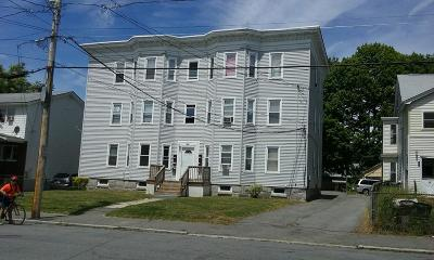 Methuen, Lowell, Haverhill Multi Family Home Under Agreement: 64 Fourth Ave.