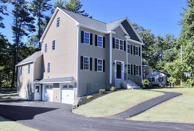 Billerica Single Family Home For Sale: 3 Larsen Lane