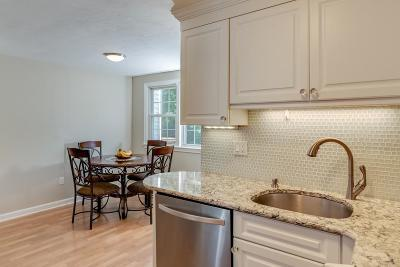 Dedham Condo/Townhouse Under Agreement: 92 Hooper Rd #92