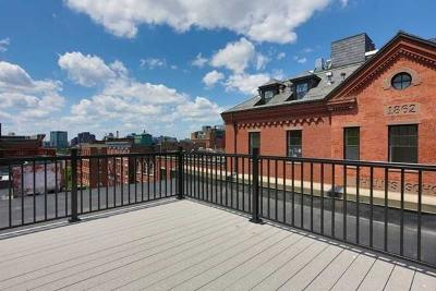 Condo/Townhouse For Sale: 27 Anderson Street #8