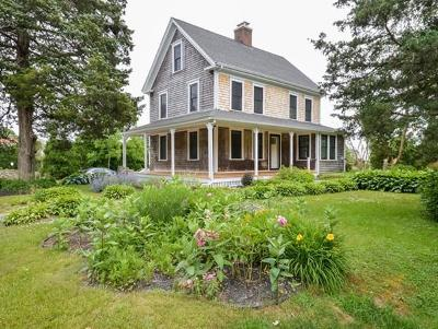 MA-Plymouth County Single Family Home For Sale: 32 Fairhaven Rd