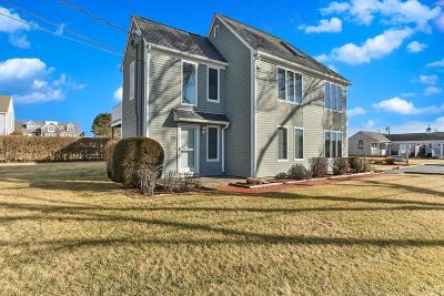 Falmouth Condo/Townhouse Under Agreement: 19 Boyer Rd #A