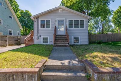 Brockton Single Family Home New: 28 Bates Rd