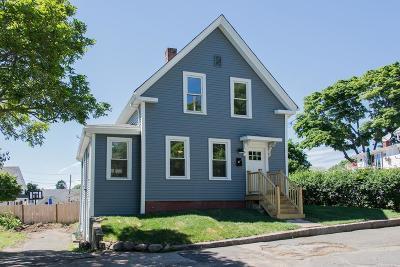 Gloucester Single Family Home For Sale: 28 Grove St