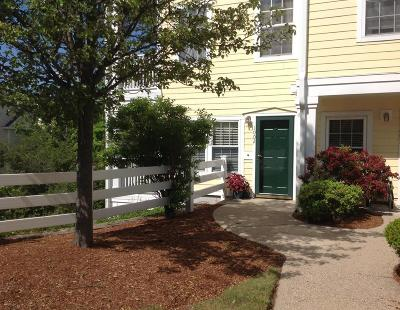 Reading MA Condo/Townhouse For Sale: $439,900