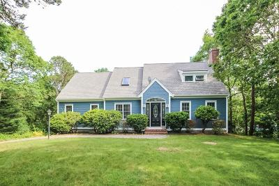 Falmouth Single Family Home Contingent: 23 Old County Rd