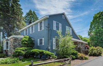 Andover Single Family Home For Sale: 422 High Plain Rd