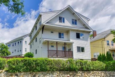 Watertown Multi Family Home Under Agreement: 85-87 Putnam Street