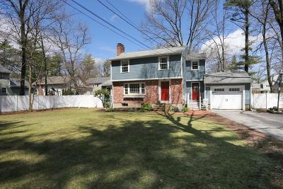Sudbury Single Family Home New: 28 Pinewood Ave.
