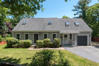 MA-Barnstable County Single Family Home New: 4 Winchester Ave