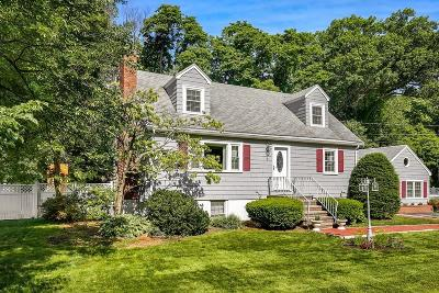 stoneham Single Family Home Under Agreement: 6 Sheffield Road