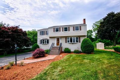 Burlington Single Family Home Under Agreement: 6 Ganley Dr