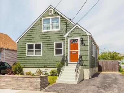 Boston Single Family Home Under Agreement: 78 Litchfield St