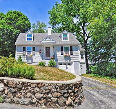 Wakefield Single Family Home For Sale: 7 Eustis Avenue