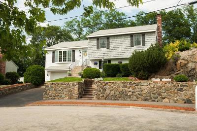 Peabody Single Family Home Under Agreement: 26 Murdock Dr