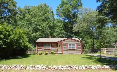 Halifax Single Family Home Under Agreement: 95 Cedar Lane