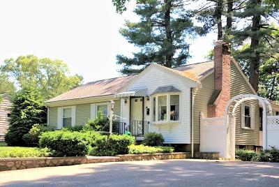 Medfield MA Single Family Home New: $399,900