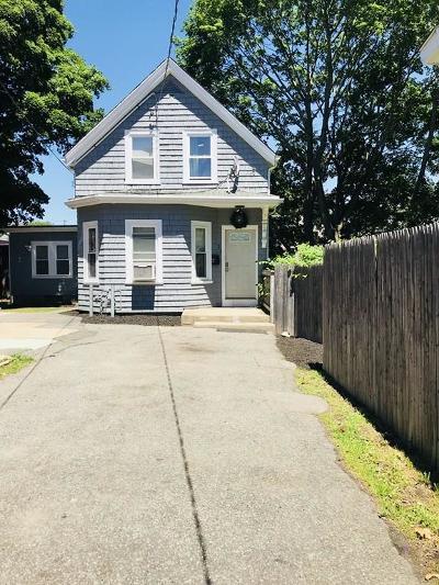 Brockton Single Family Home New: 25 Leavitt St