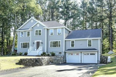 Burlington Single Family Home For Sale: 13 Brown Ave