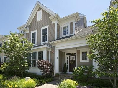 Weymouth Single Family Home For Sale: 11 Thistle Ln