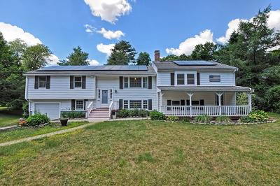 Mansfield Single Family Home For Sale: 85 Jewell St