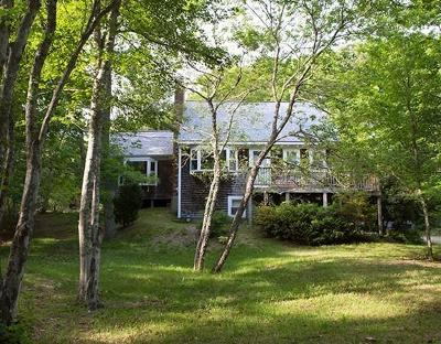 MA-Barnstable County Single Family Home New: 28 Cutter Dr