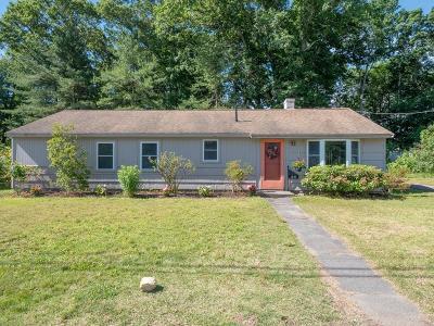 Billerica Single Family Home Under Agreement: 36 Elizabeth Rd
