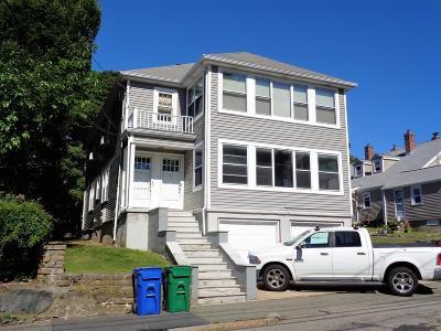 Newton Multi Family Home For Sale: 15-17 Mechanic Street