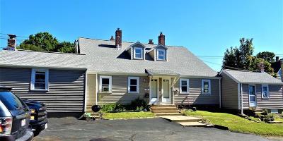Newton Multi Family Home For Sale: 216-218 Elliot Street