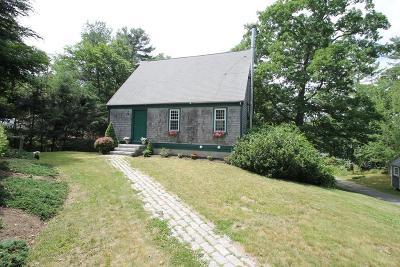 Pembroke Single Family Home Contingent: 10 Ridge Ave