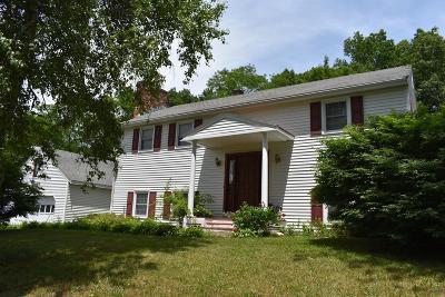 Haverhill MA Single Family Home New: $369,900