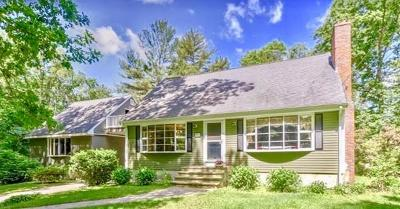 Norwell Single Family Home For Sale: 277 Prospect Street