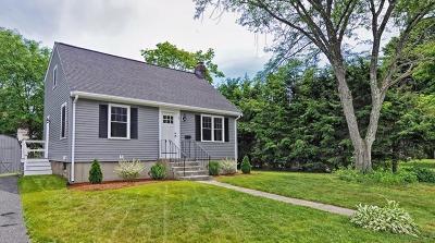 Framingham Single Family Home New: 24 Trafton Road