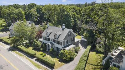 Cohasset MA Single Family Home For Sale: $1,295,000