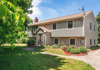 Abington Single Family Home Under Agreement: 56 Hancock St