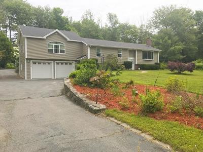 Shrewsbury Single Family Home Under Agreement: 393 Walnut St