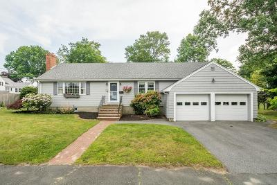 Reading MA Single Family Home New: $639,900