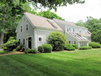 MA-Barnstable County Single Family Home New: 452 Davisville Road