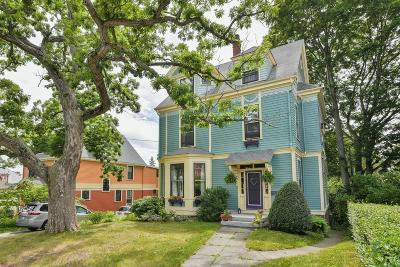 Boston MA Single Family Home New: $995,000