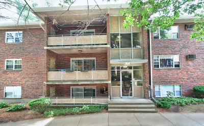 Waltham Condo/Townhouse Under Agreement: 43 Jacqueline Rd #3