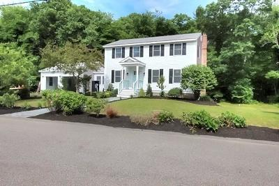 Scituate Single Family Home For Sale: 66 Hughey Rd