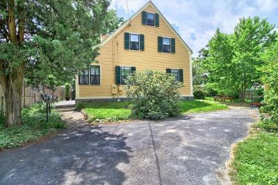 Medford Single Family Home New: 78 Cotting St