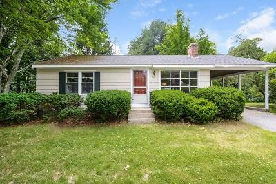 Maynard Single Family Home Under Agreement: 88 Acton St