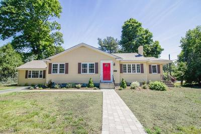 Dedham Single Family Home For Sale: 118 Cedar St