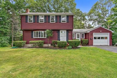Braintree Single Family Home New: 39 Connelly Cir