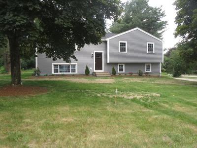 Franklin Single Family Home Under Agreement: 473 Dailey Drive