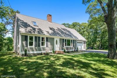 MA-Barnstable County Single Family Home New: 79 Halyard Way