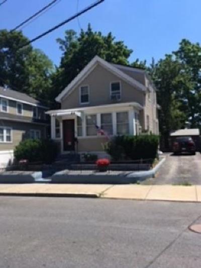 Medford Single Family Home Under Agreement: 33 Fulton Street