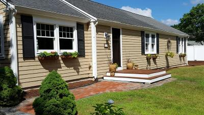 Plymouth MA Single Family Home New: $419,000